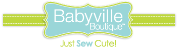 babyville boutique logo