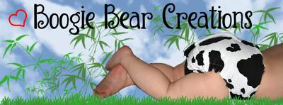 Boogie Bear Creations Custom Cloth Diapers