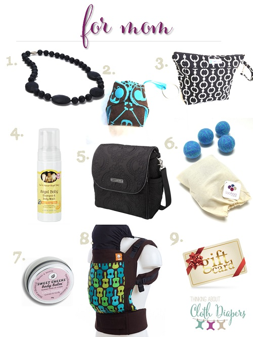 christmas gift ideas for moms & babies
