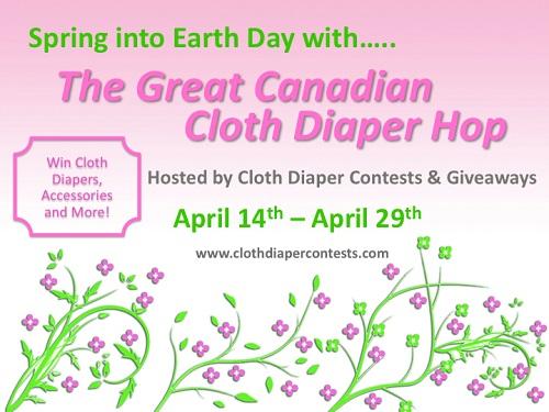 cloth diaper blog hop