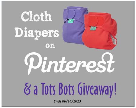 cloth diapers on Pinterest