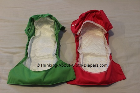 flip vs wolbybug cloth diaper cover comparison