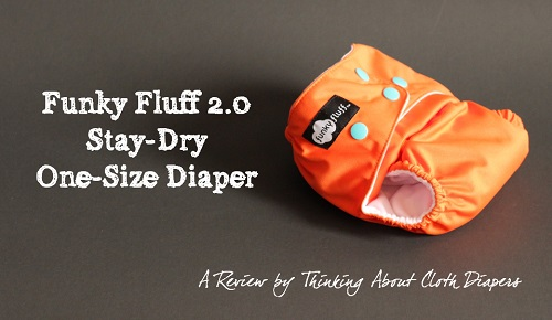 funky fluff stay dry 2.0 review