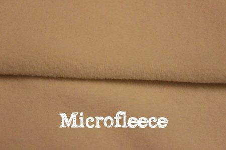 matériel de séjour en microfleece pour la fabrication de couches lavables