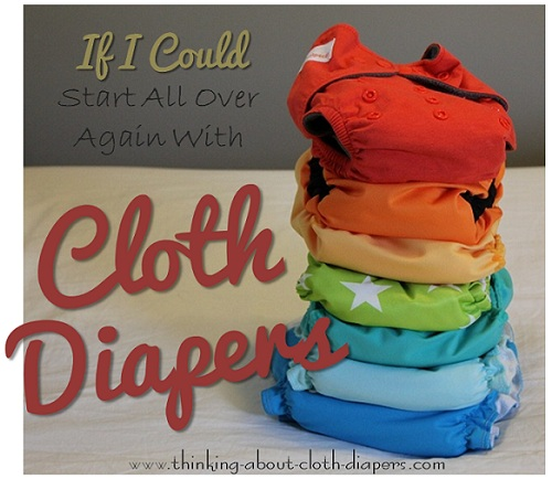 modern cloth diapers
