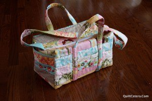 quilted diaper bag pattern
