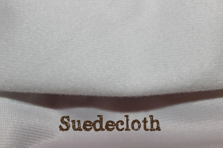 suedecloth stay-dry material for cloth diaper inserts